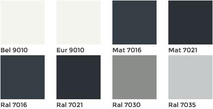 Konstruktiivsed päikesevarjud - värvivalik 1
