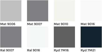 Konstruktiivsed päikesevarjud - värvivalik 3