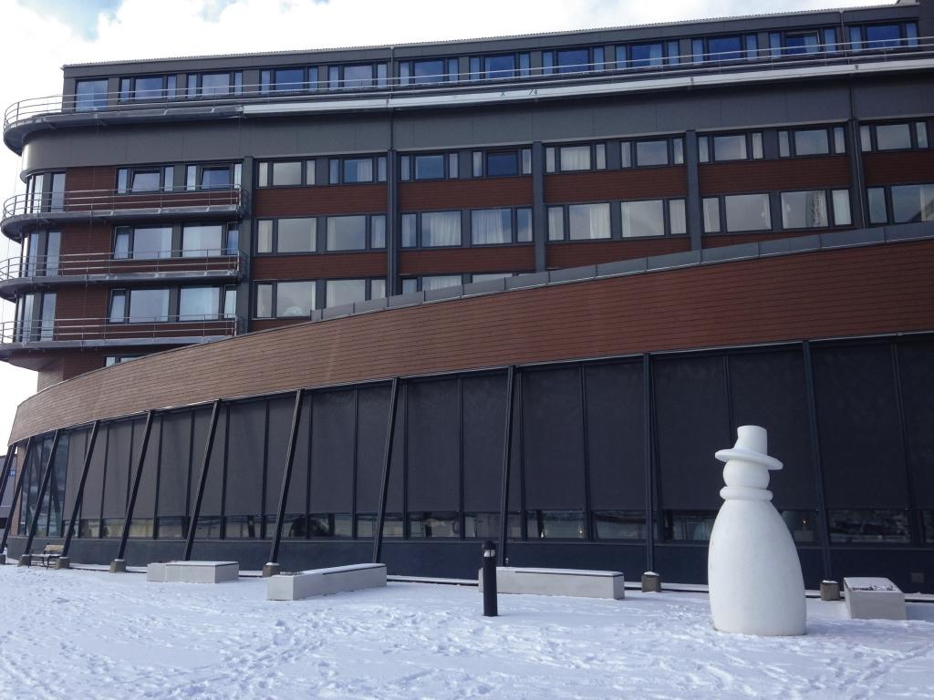 Ishavshotel Tromsø