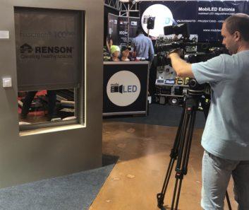 Renson Fixscreen 100 Evo
